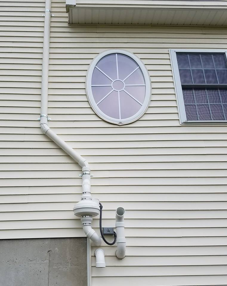 radon mitigation Everett