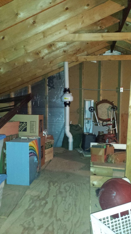 radon water mitigation system in Waltham MA
