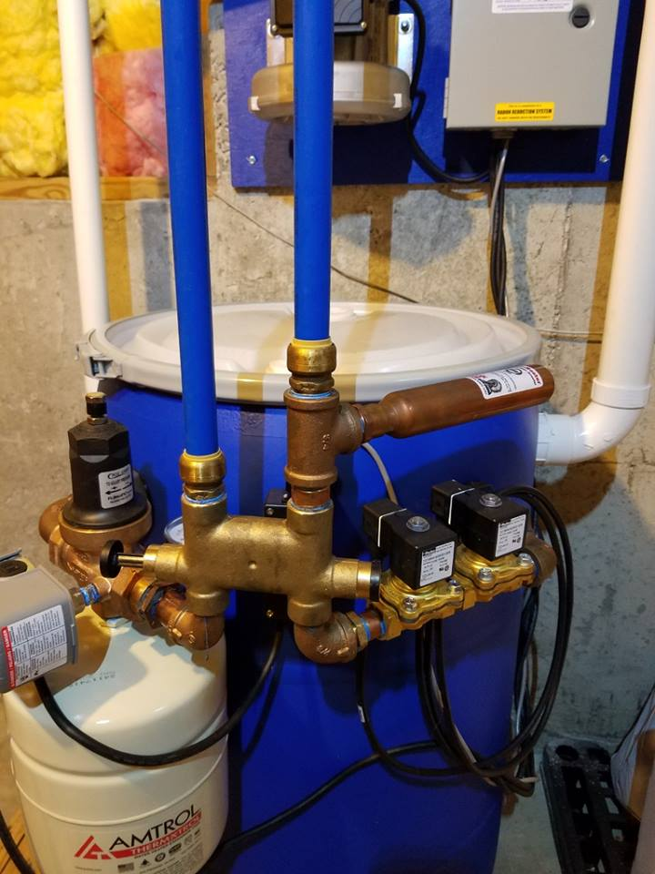 radon mitigation North Andover