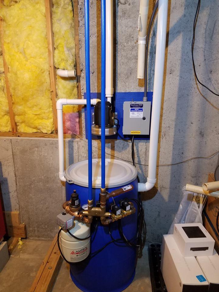 radon testing in Melrose MA